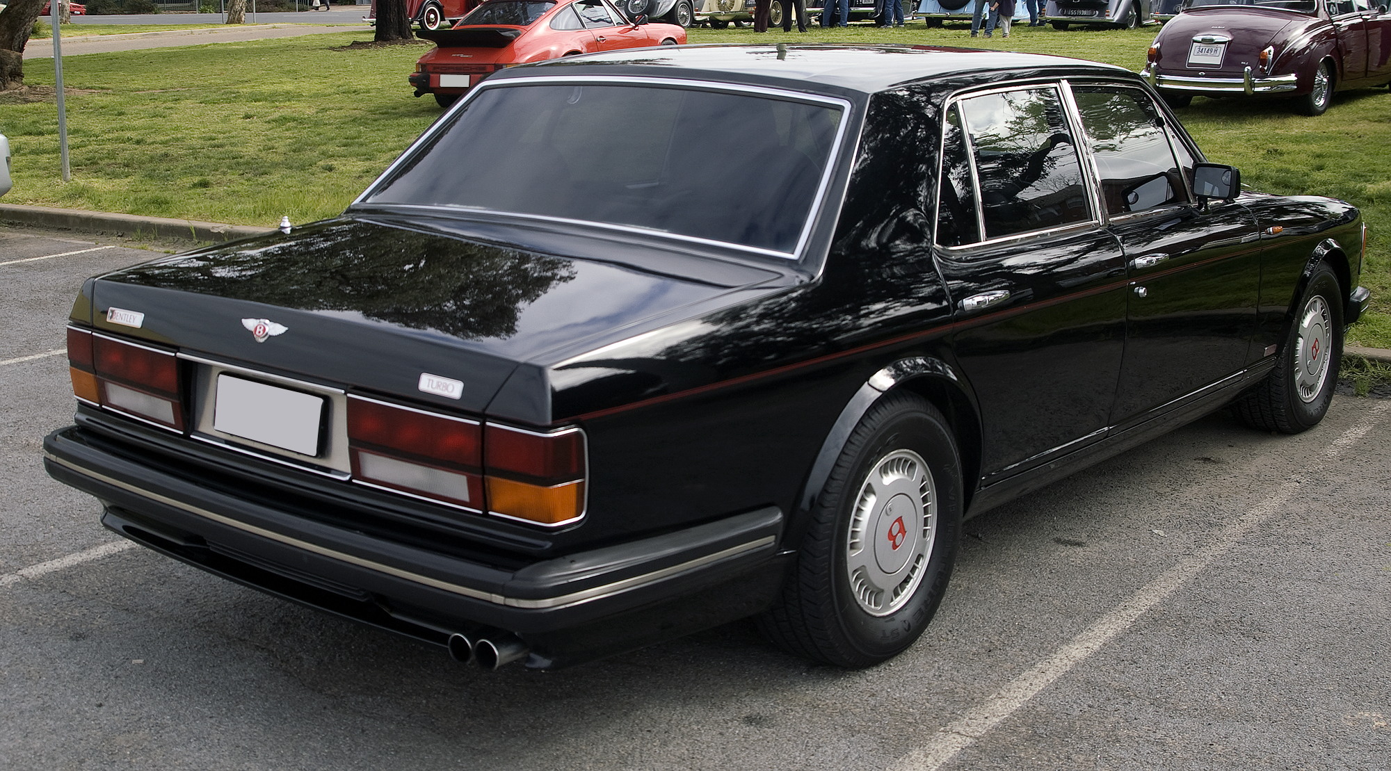 Bentley Turbo #8