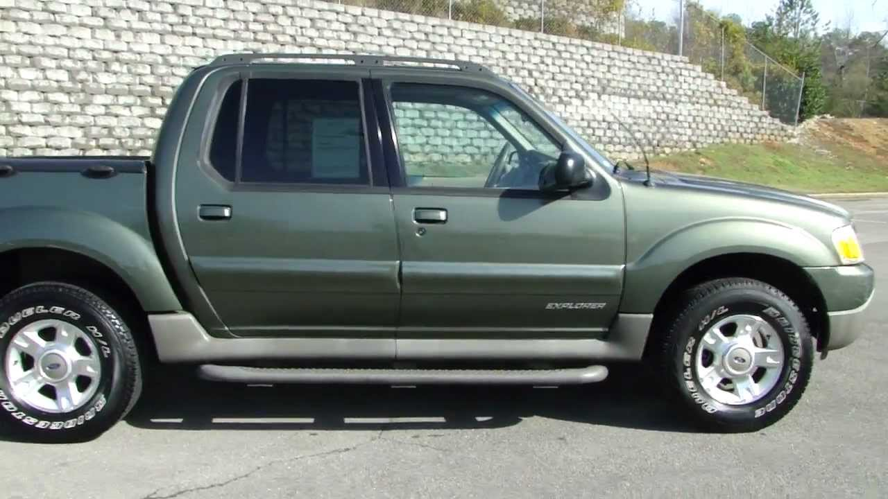 2001 Ford Explorer Sport Trac #1