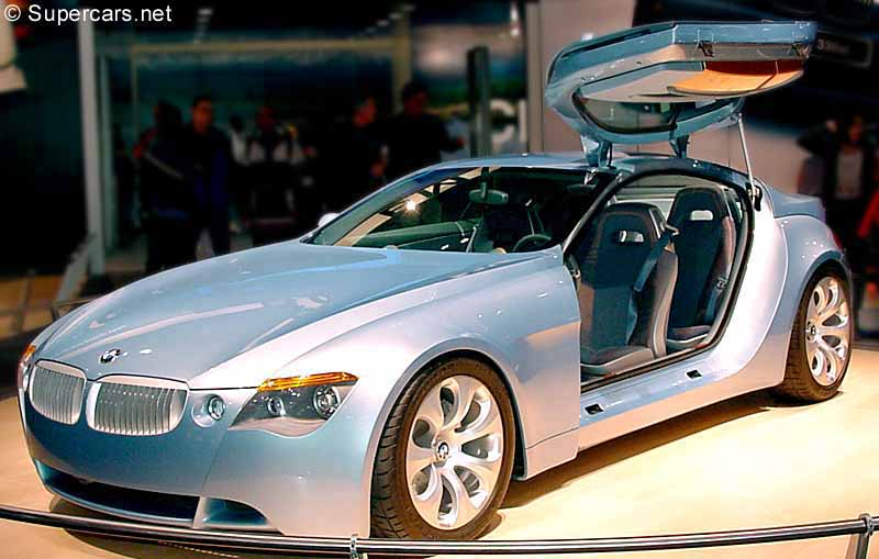 2000 Bmw Z9 Photos Informations Articles Bestcarmag