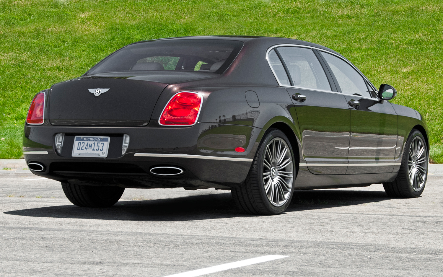 2012 Bentley Continental Flying Spur Speed #7