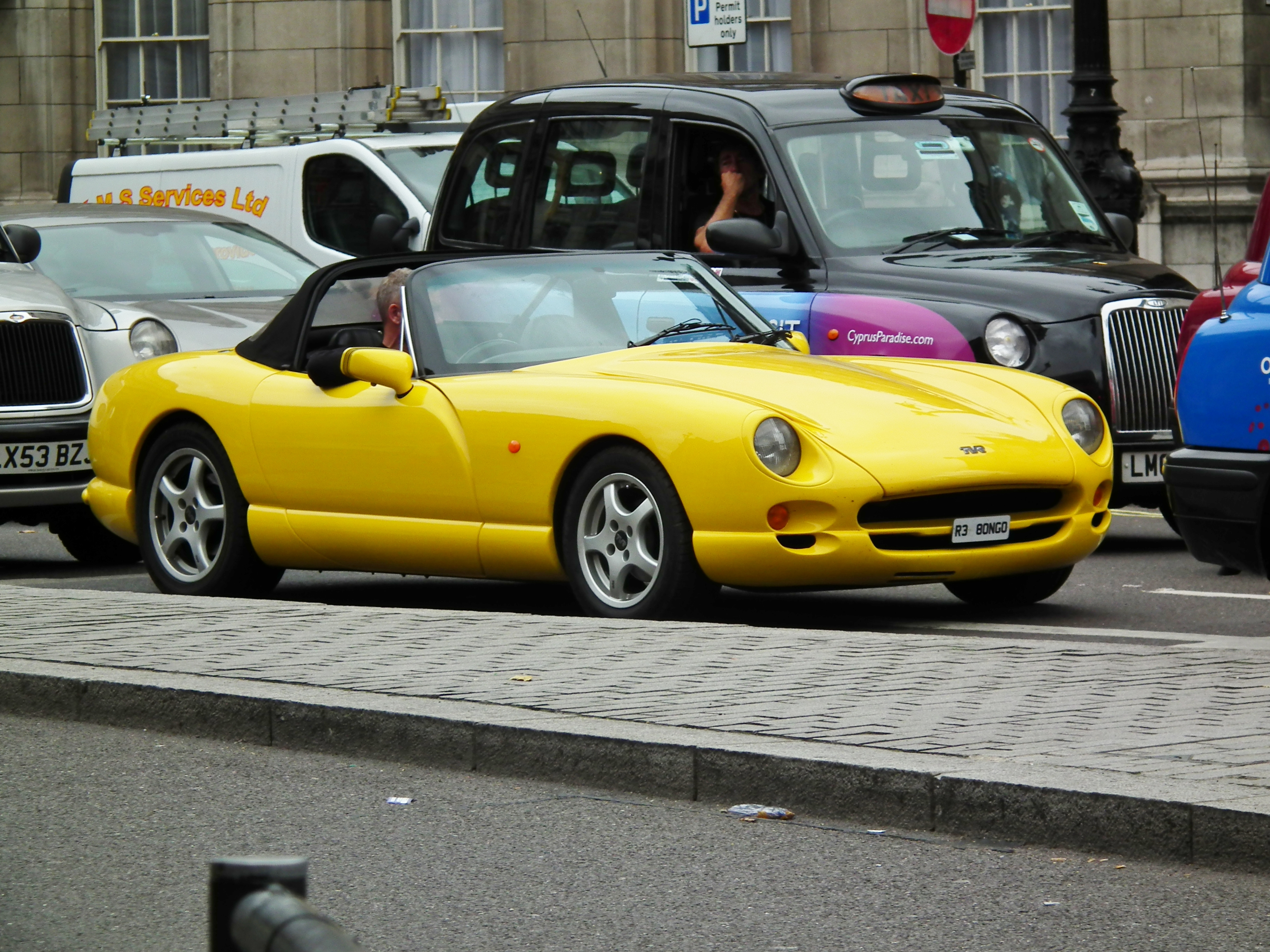 1998 TVR Griffith #4
