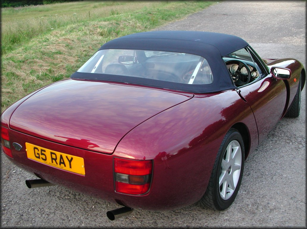 1996 TVR Griffith #18