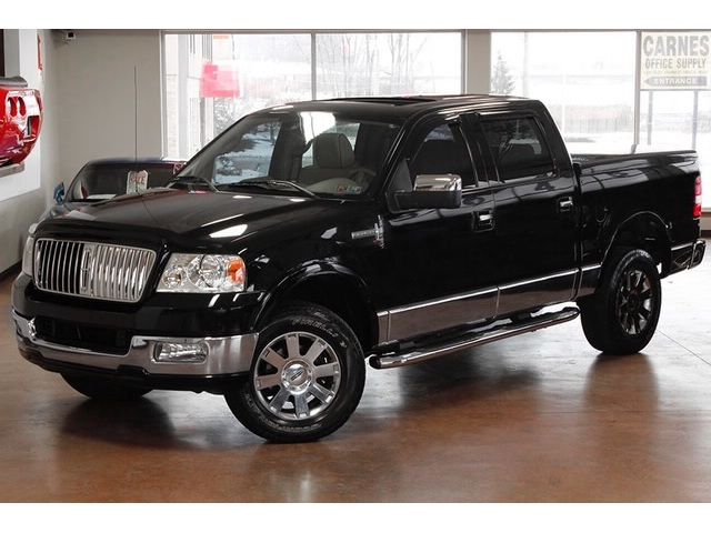 2006 Lincoln Mark Lt 13