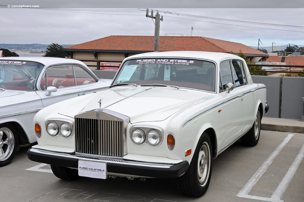 1976 Rolls royce Silver Shadow #8