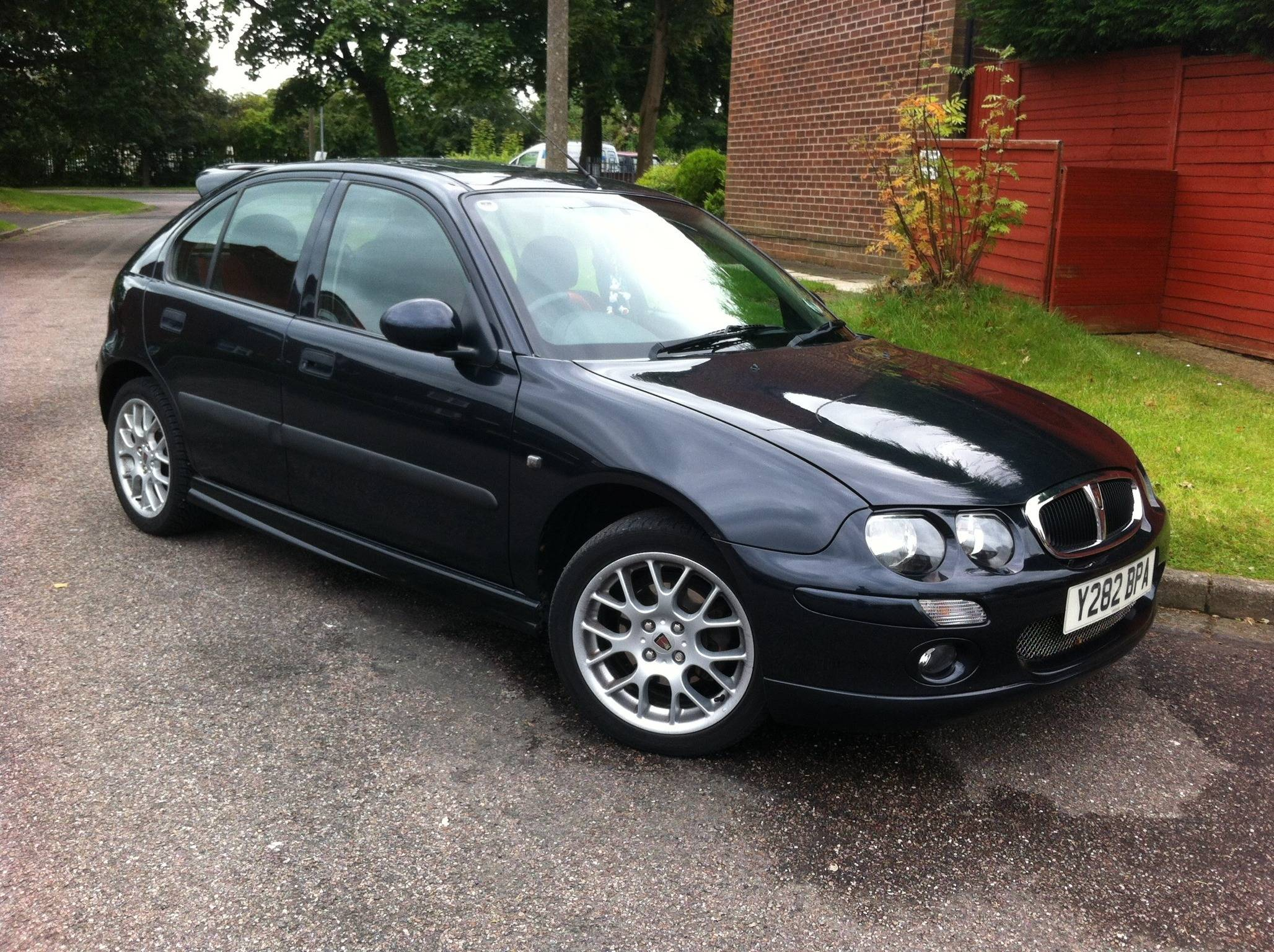 2001 MG Rover #2