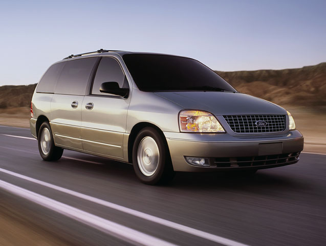2004 Ford Freestar #10