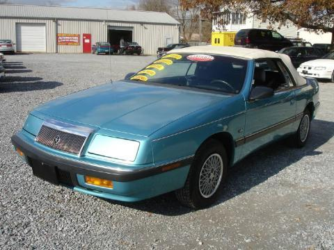 1992 Chrysler Le Baron #10