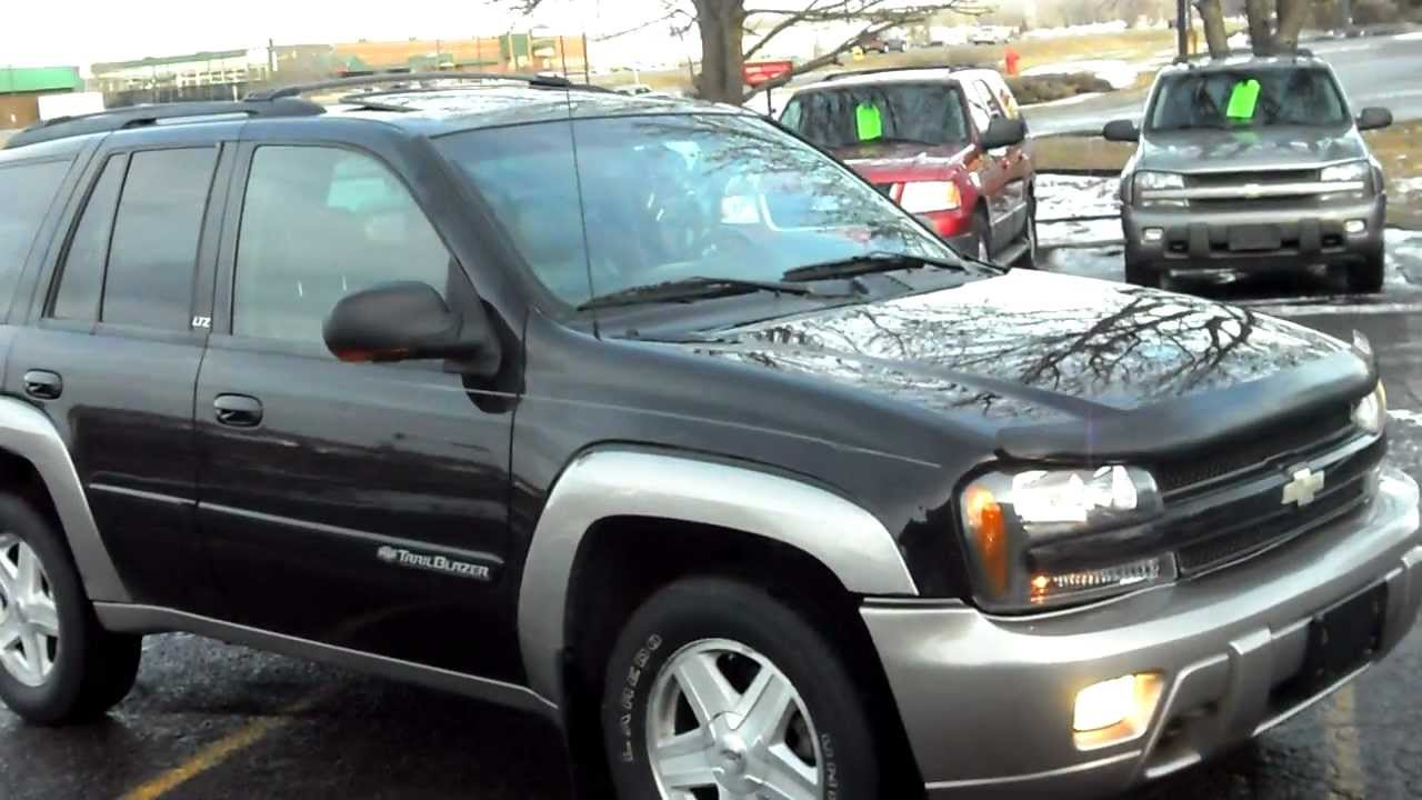 2002 Chevrolet Trailblazer #6