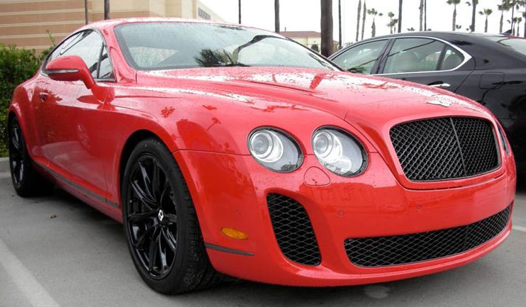 2010 Bentley Continental Supersports #17