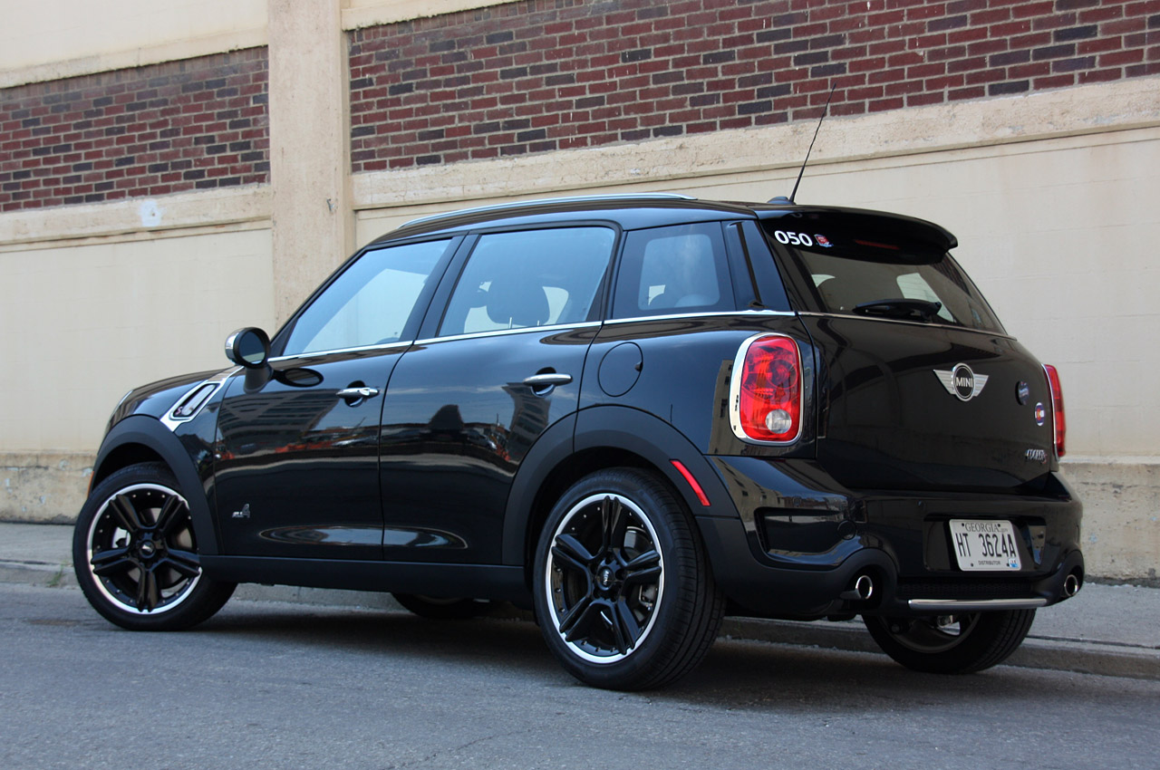 Mini Cooper Countryman #13