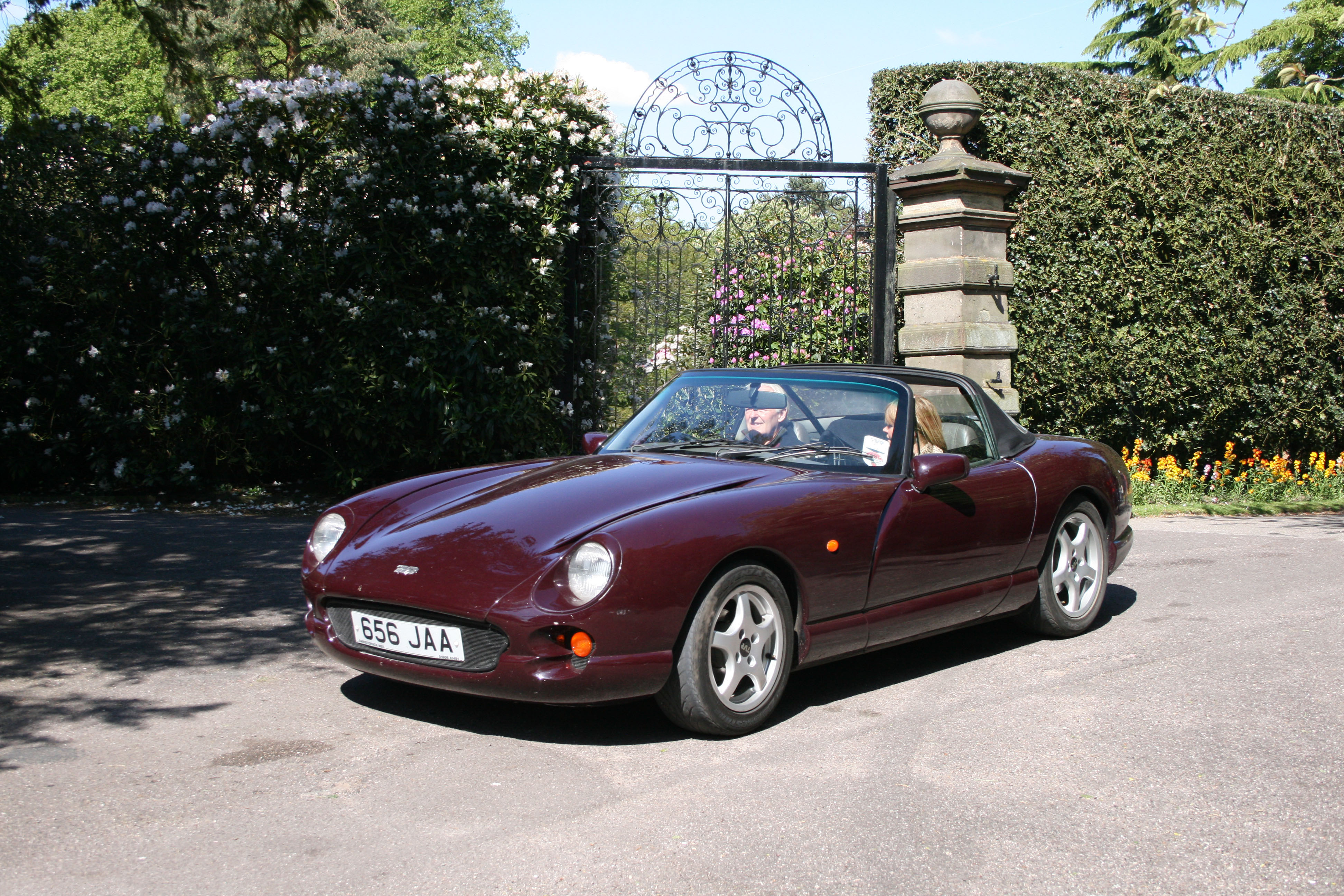 1995 TVR Griffith #4