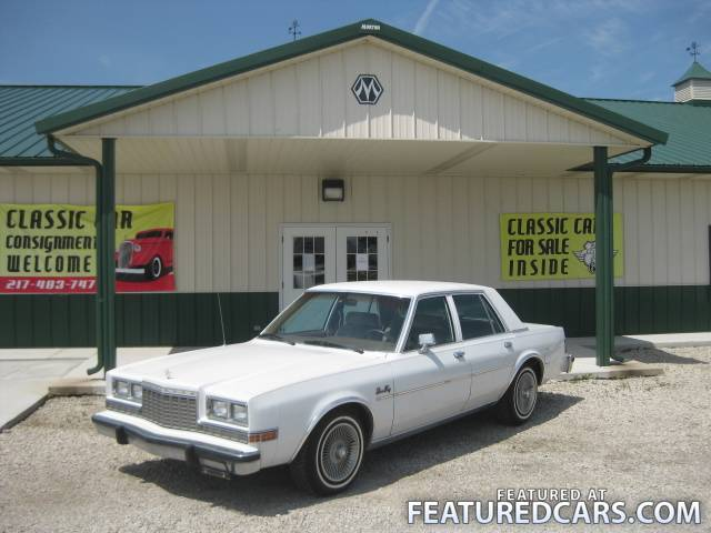 1988 Plymouth Gran Fury #7