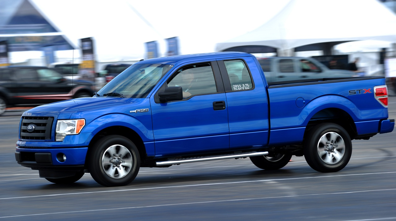2011 Ford F-150 #4