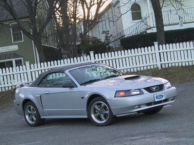 2002 Ford Mustang #8