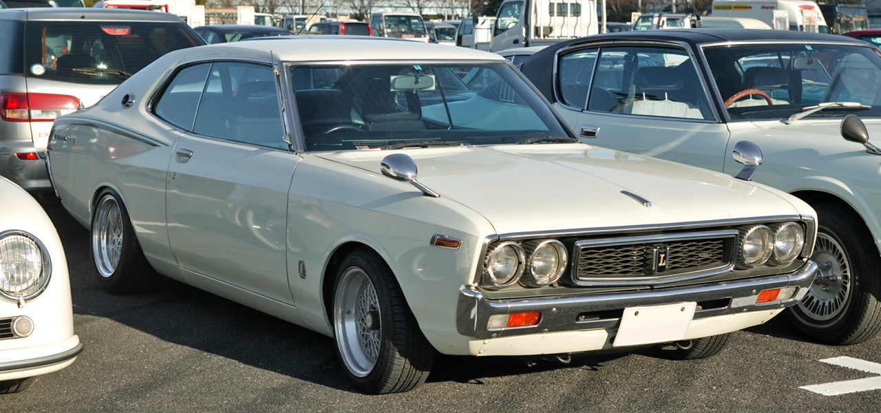 1979 Nissan Laurel #6