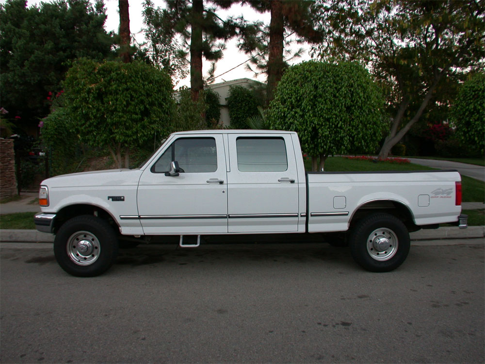 1997 Ford F-250 #3