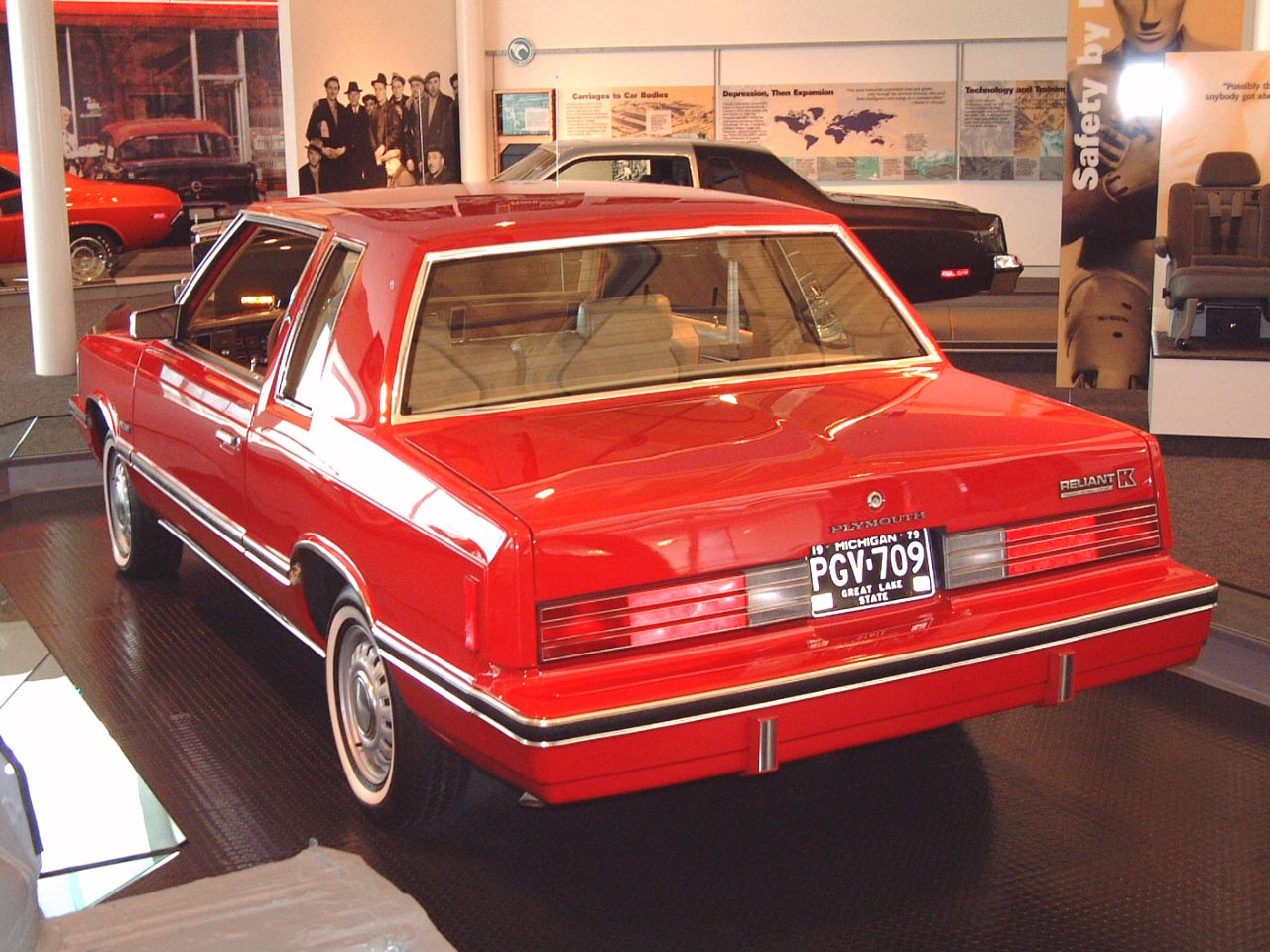 1981 Plymouth Reliant #11