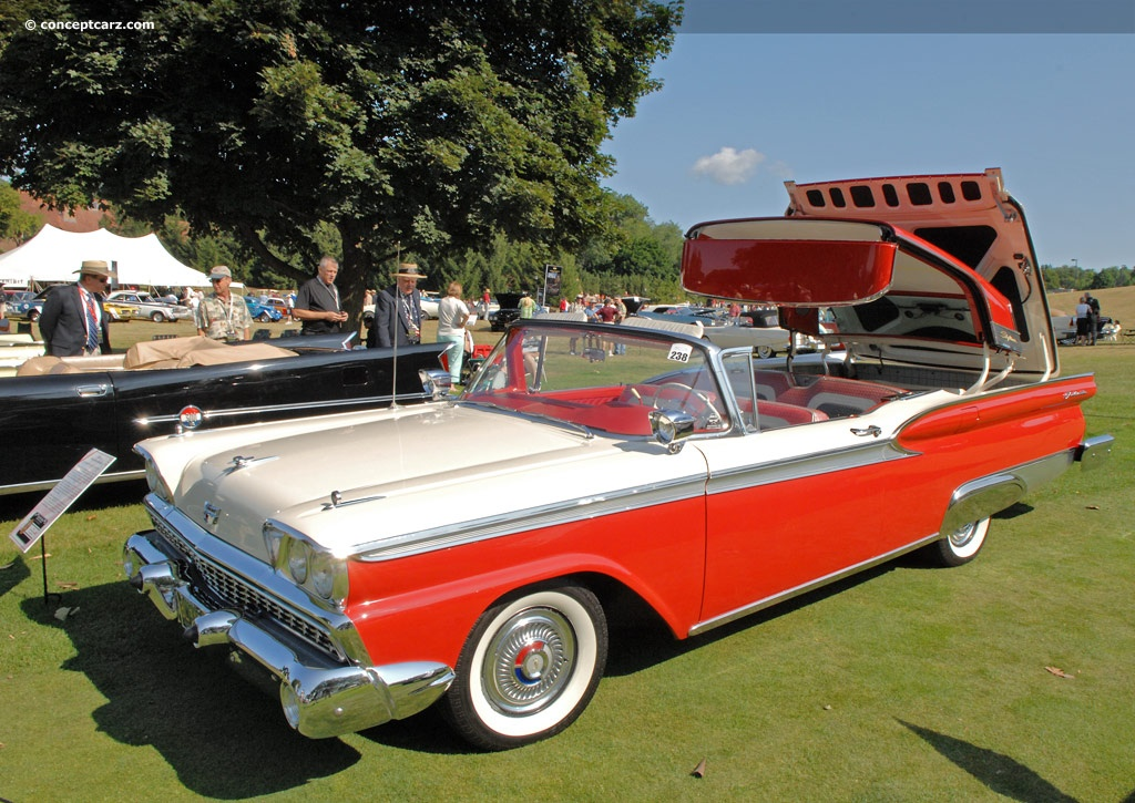1959 Ford Galaxie #11