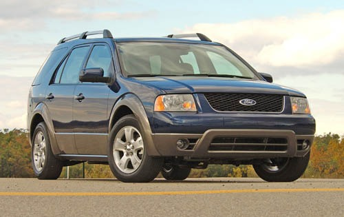 Ford Freestyle #11