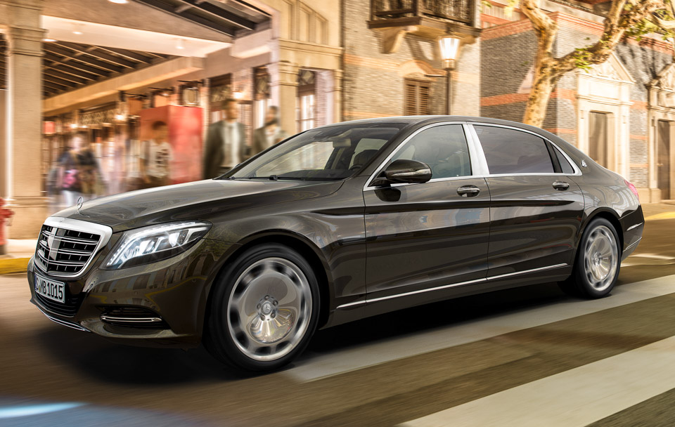 2016 Mercedes-Benz Maybach #4