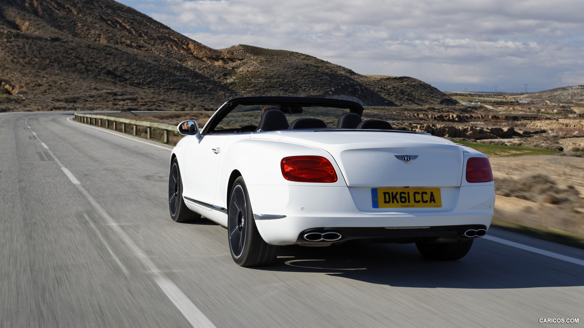 2013 Bentley Continental Gtc #13