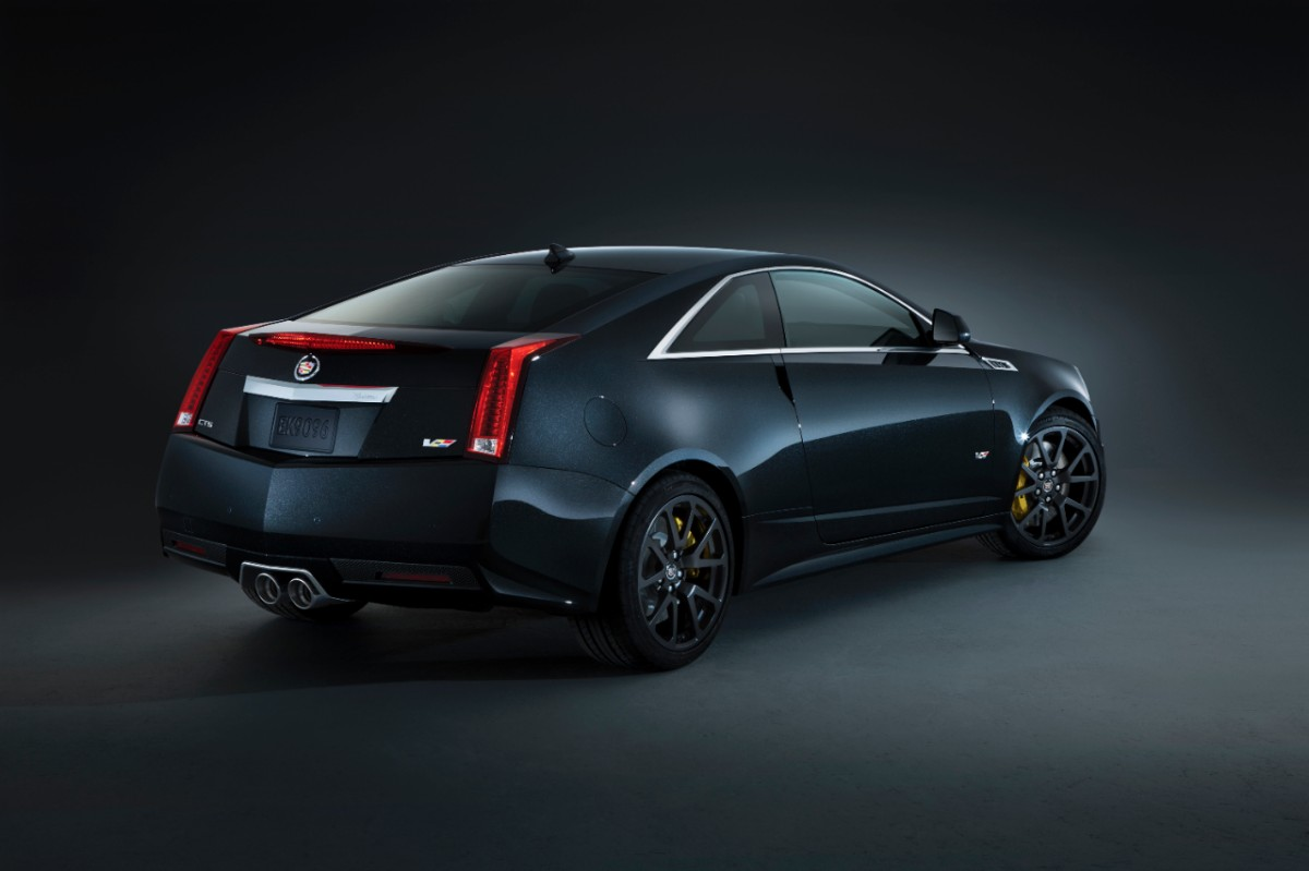 2014 Cadillac Cts Coupe #5