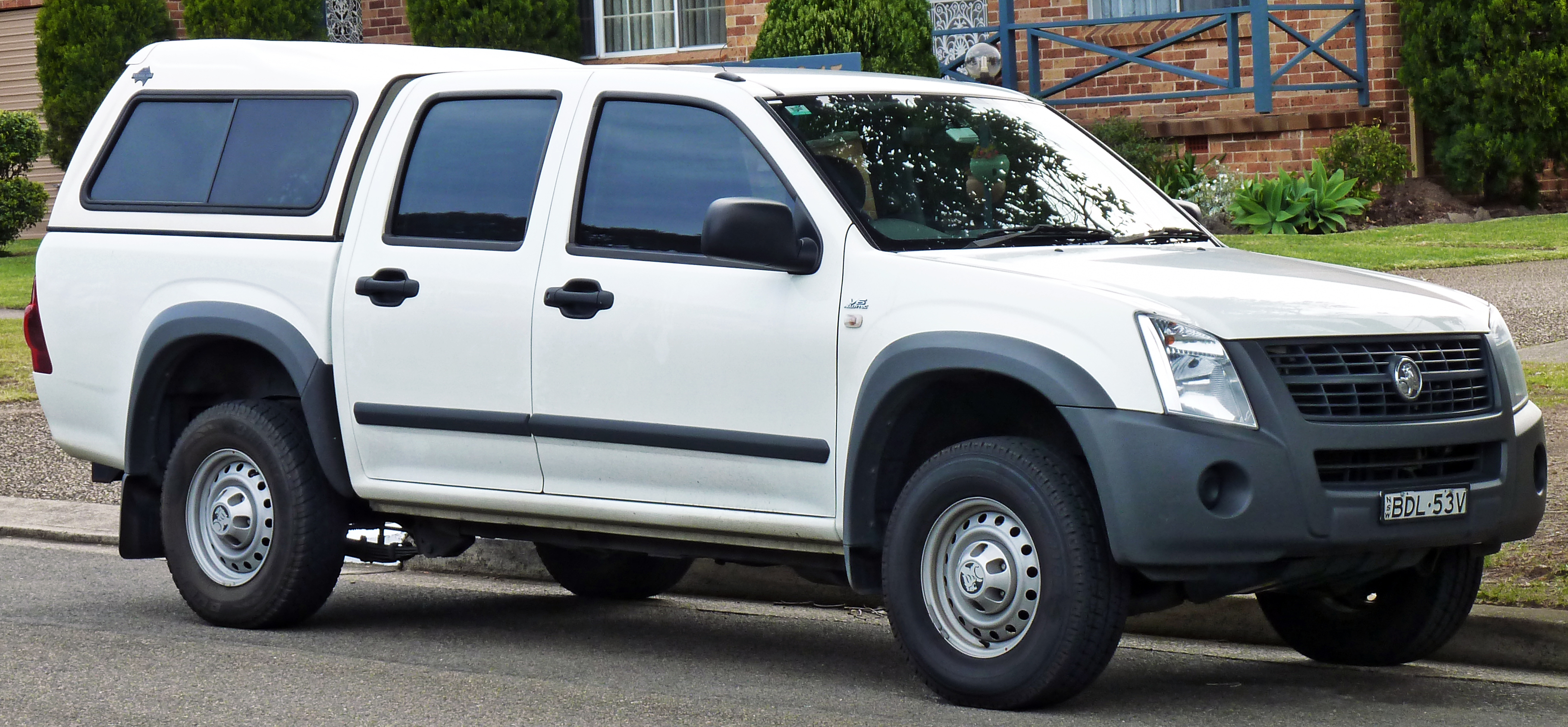 2005 Holden Rodeo #11