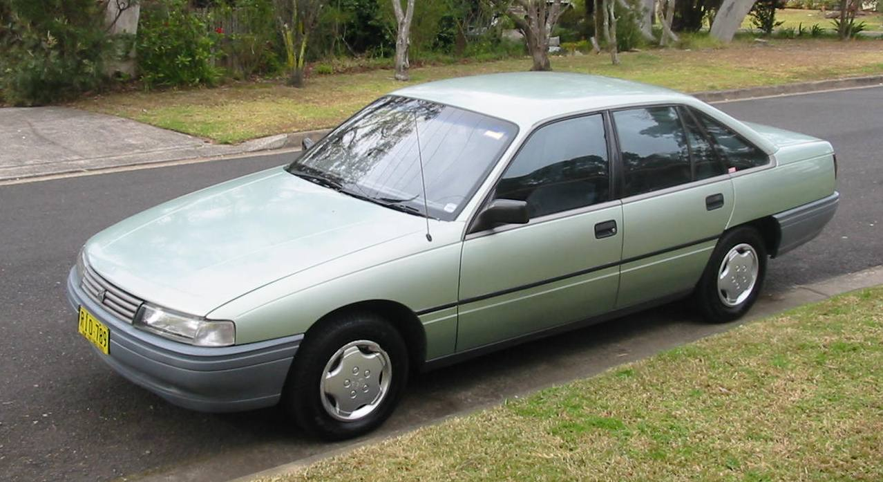 1990 Holden Commodore Photos Informations Articles