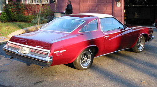 1974 Buick GS #2
