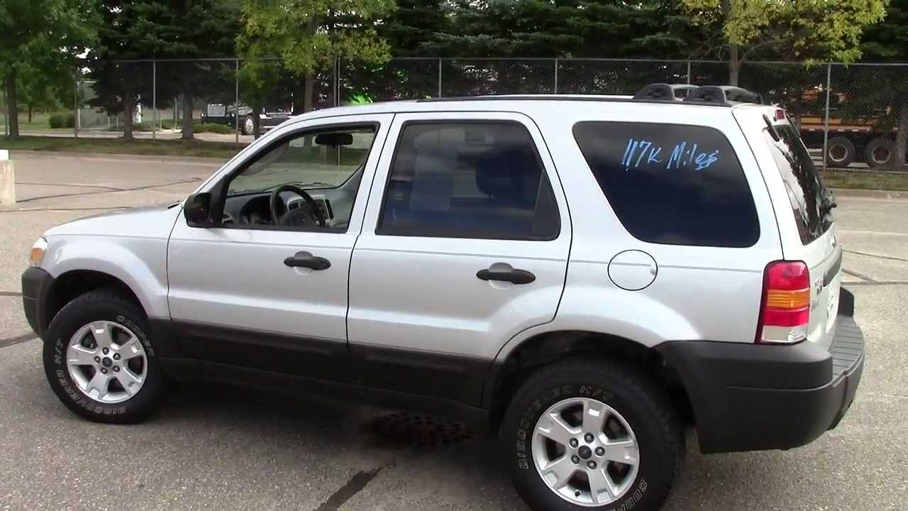 2005 Ford Escape #2