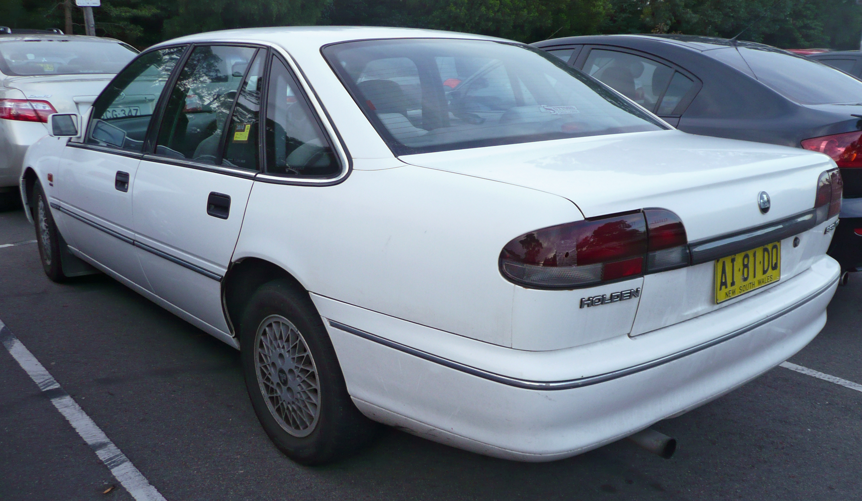 1995 Holden Commodore #14