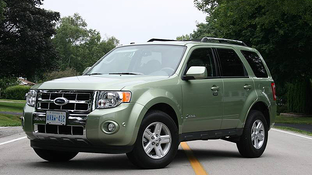 2010 Ford Escape Hybrid #11