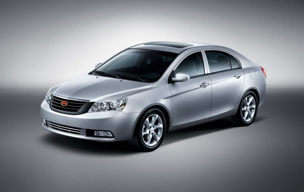Geely  #12