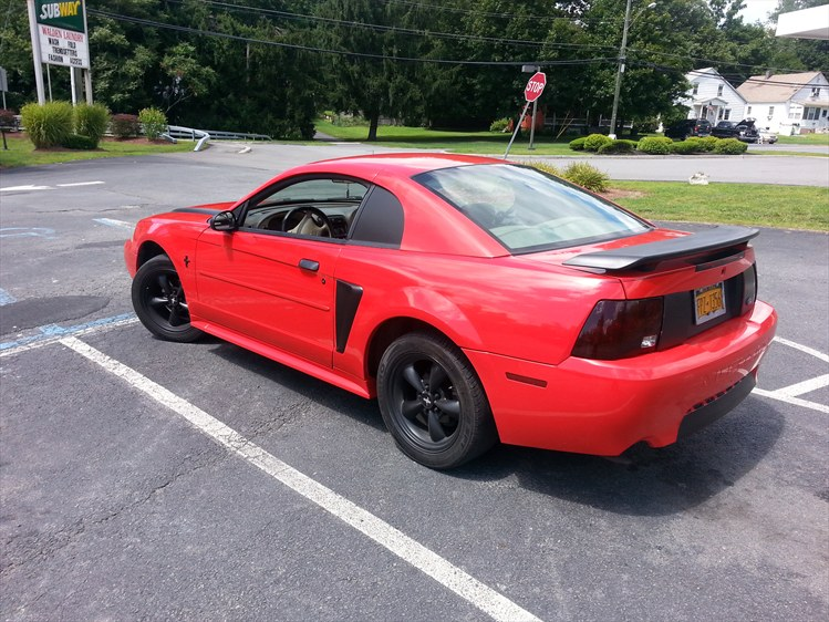 2001 Ford Mustang #10