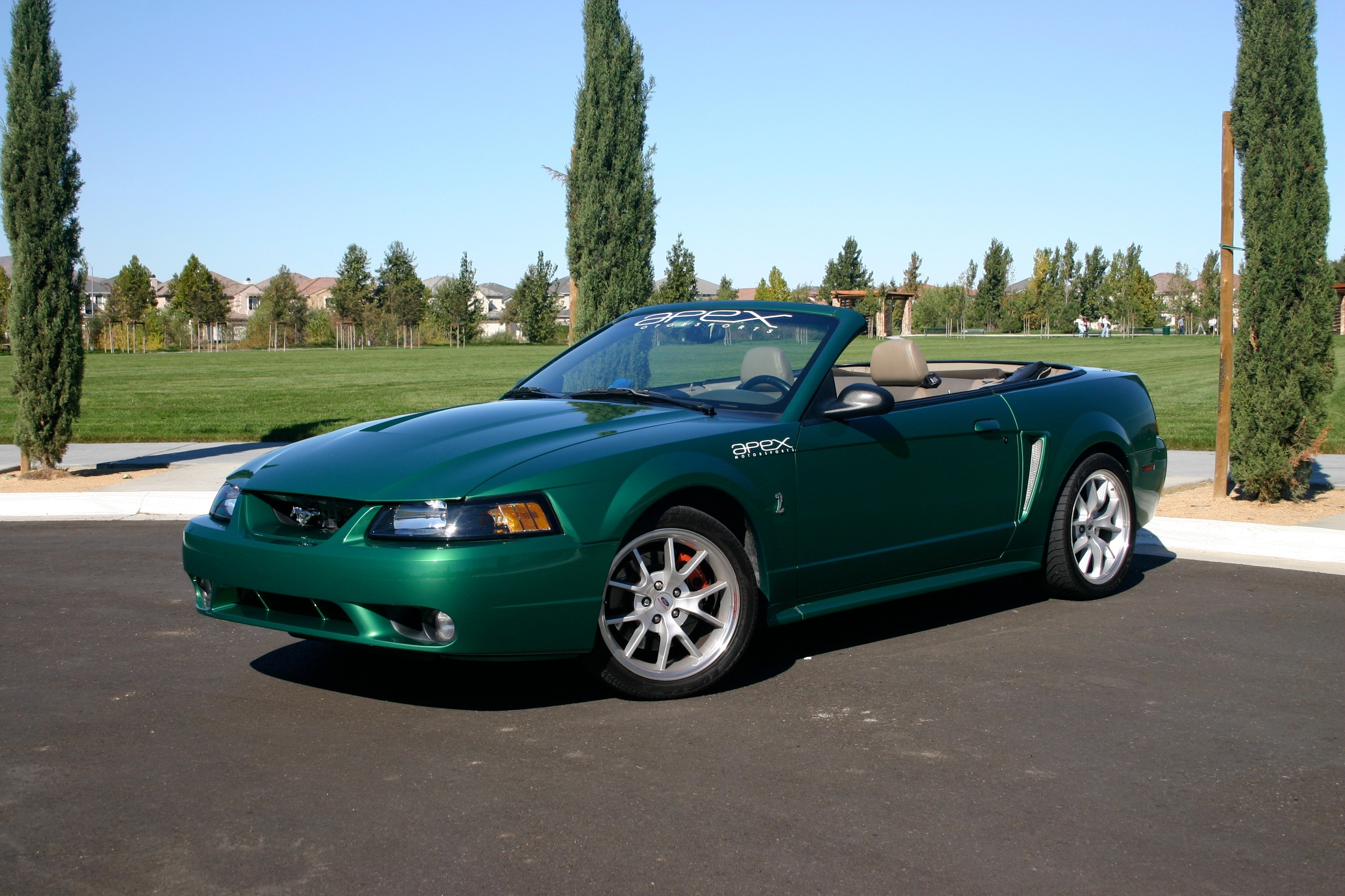 1999 Ford Mustang Svt Cobra Photos Informations Articles Wiring Diagrams 1995 10