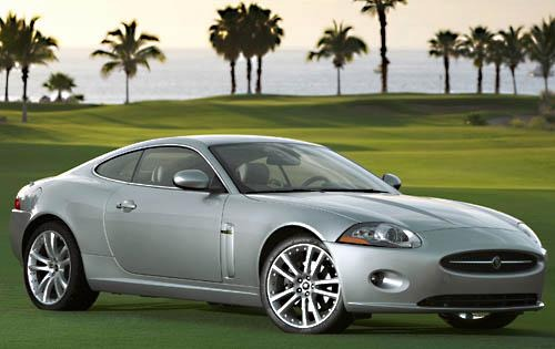 2008 Jaguar Xk-series #1