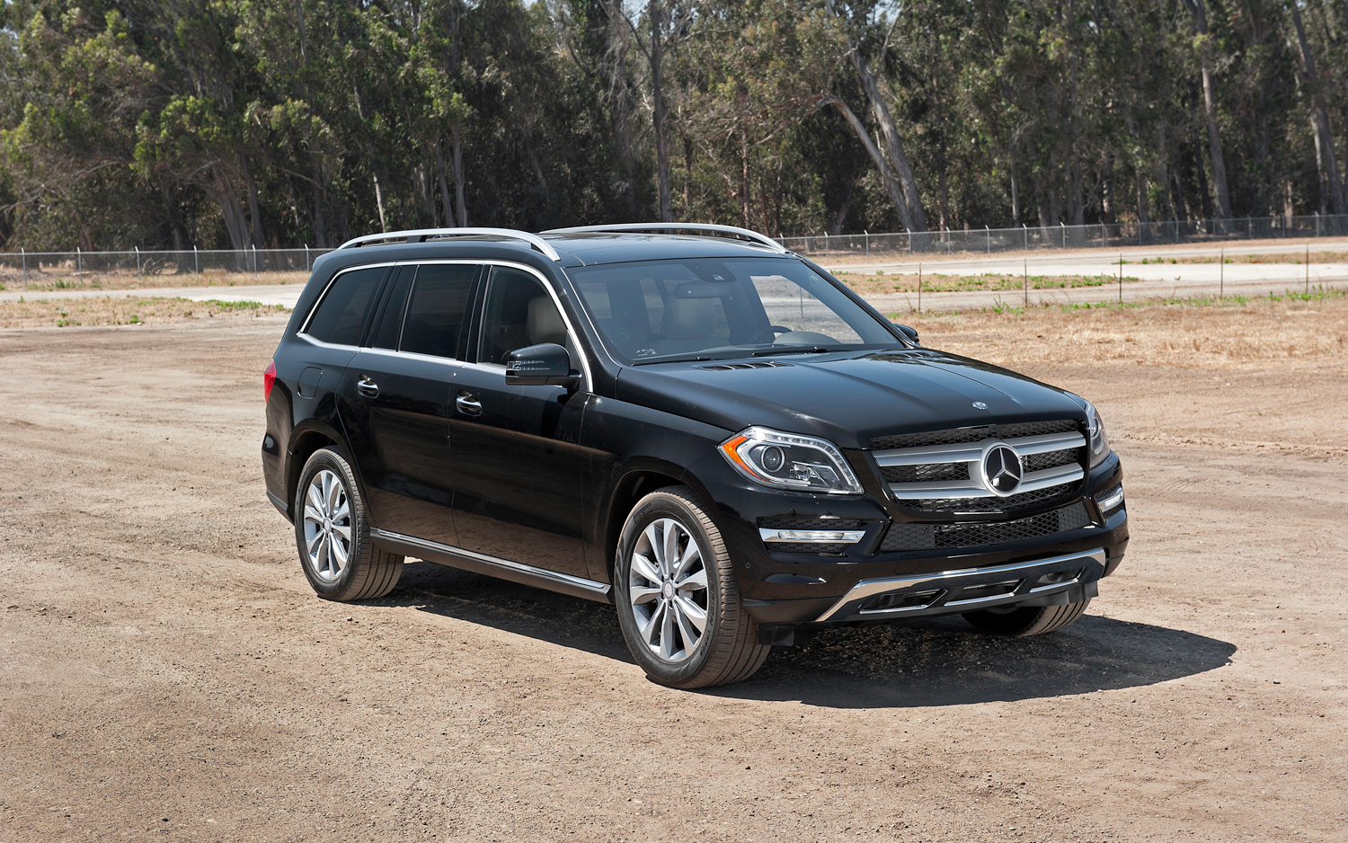 2013 Mercedes Benz GL #12