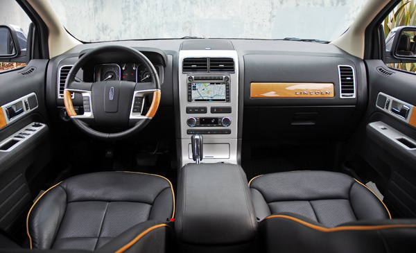2009 Lincoln Mkx #10