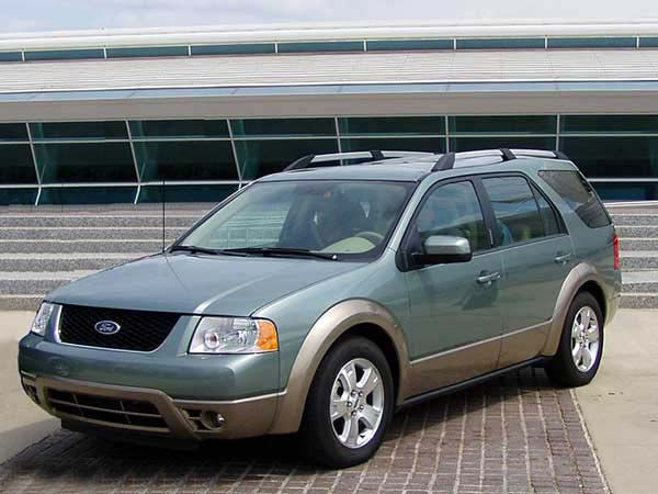 2005 Ford Freestyle #8