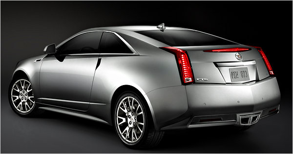 2011 Cadillac Cts Coupe #14