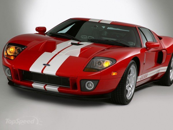 2002 Ford GT 40 #2