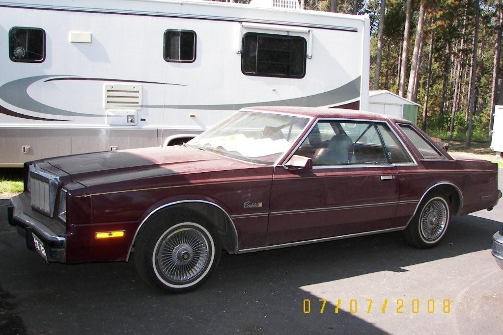 1980 Chrysler Cordoba #4