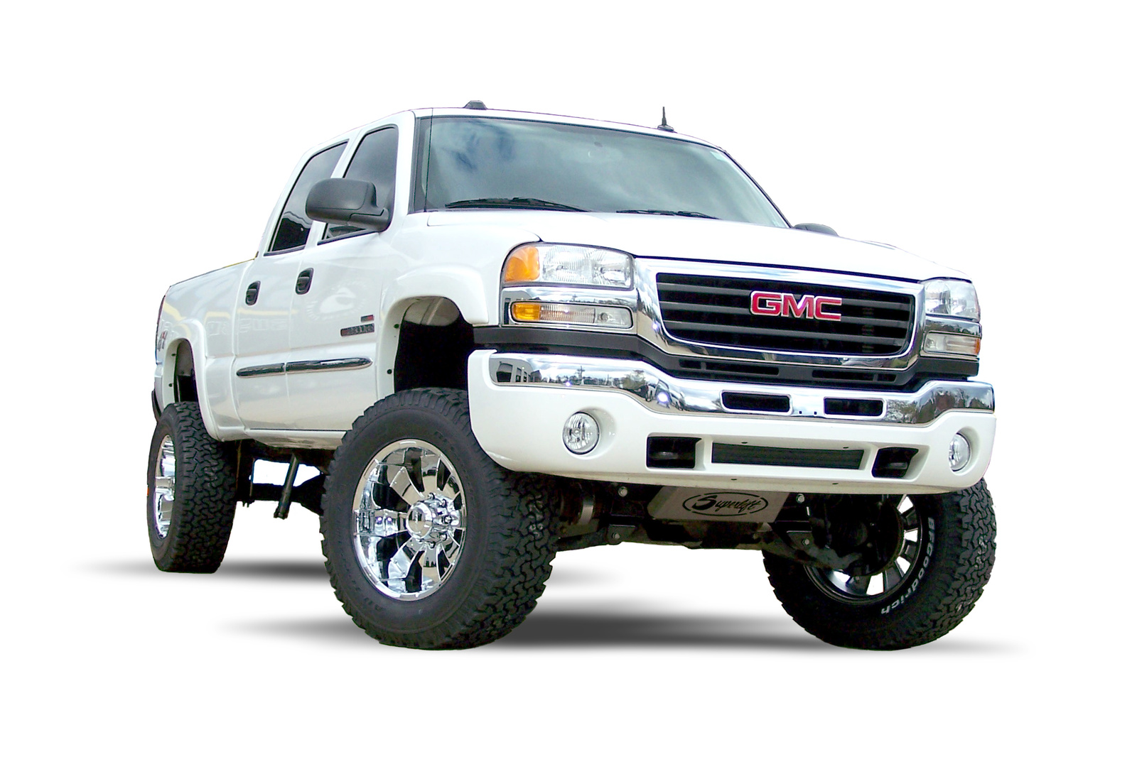 2006 GMC Sierra 2500hd #10