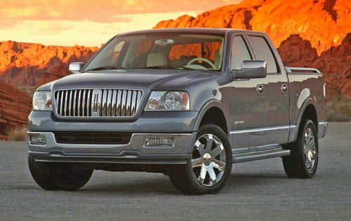 2006 Lincoln Mark Lt #5