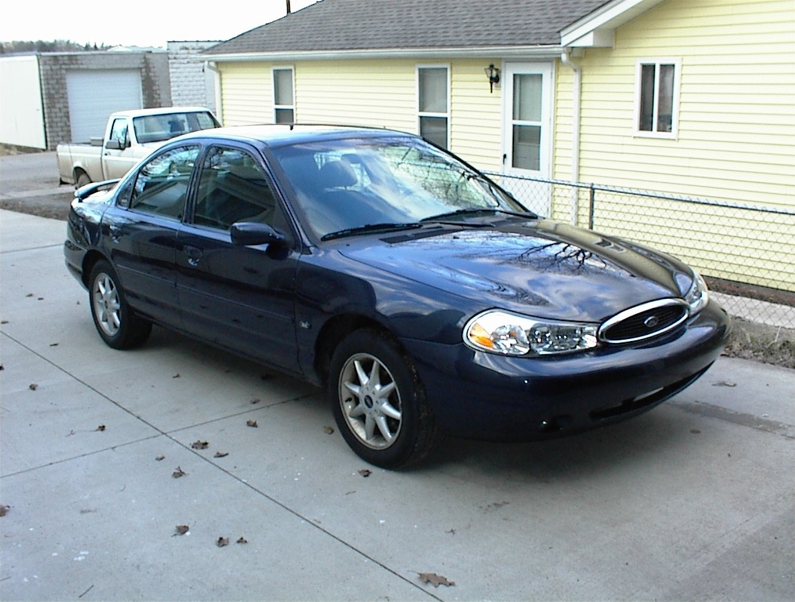 2000 Ford Contour #6
