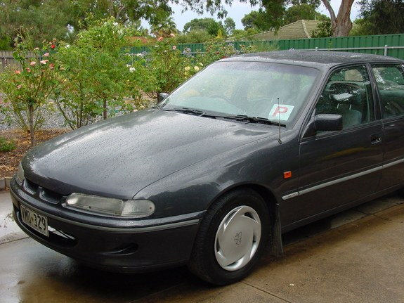 1993 Holden Commodore #11