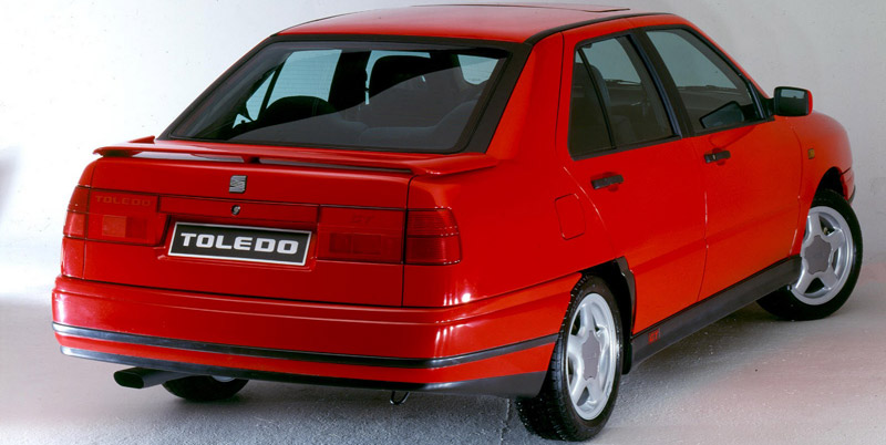 1991 seat toledo photos informations articles. Black Bedroom Furniture Sets. Home Design Ideas