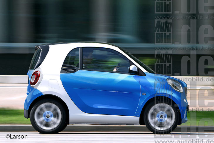 2014 Smart Fortwo #9