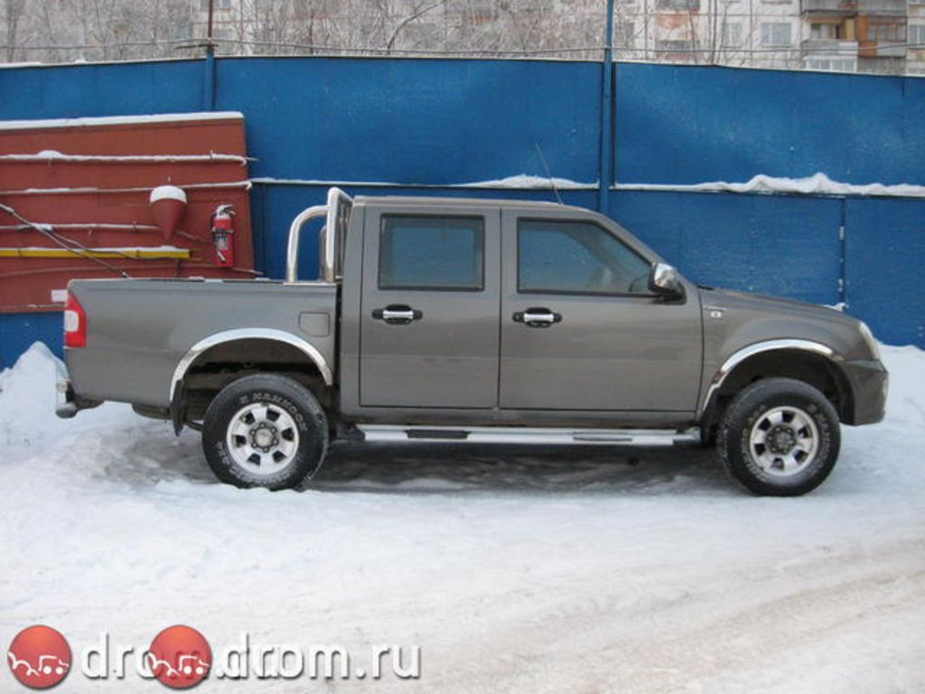 2005 isuzu d max photos informations articles. Black Bedroom Furniture Sets. Home Design Ideas