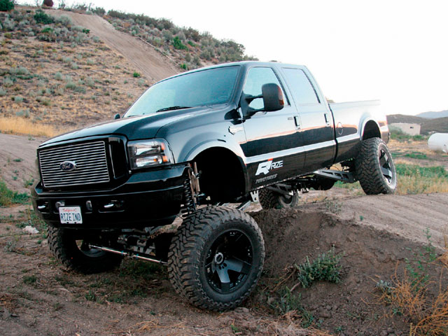 Ford F-250 #16